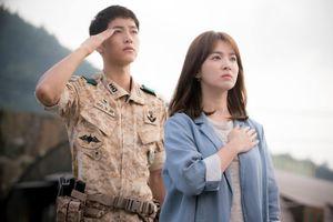 Phim trường 'Hậu duệ mặt trời' đông khách sau vụ ly hôn Song - Song