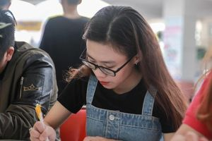 Điểm chuẩn đại học Sài Gòn bằng hình thức xét học bạ cao nhất là 24