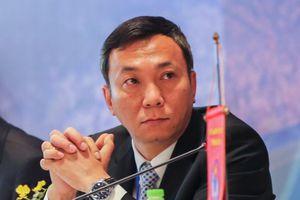 Ông Trần Quốc Tuấn tạm thời phụ trách tài chính của VFF