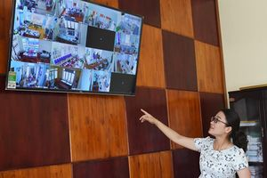 Lắp camera trực tuyến phòng ngừa cán bộ tham nhũng