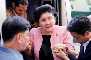 200 khách dự sinh nhật cựu đệ nhất phu nhân Philippines bị ngộ độc