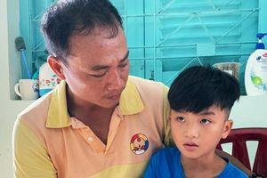Người cha tìm được con trai sau 4 tháng mất tích ở Sài Gòn