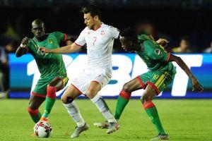 Hòa thất vọng, Tunisia chật vật vào vòng knockout CAN 2019