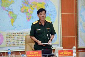 Triển khai nhiệm vụ của Hội đồng giáo sư ngành khoa học quân sự