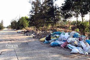 Nhiều bất cập trong xử lý rác thải nông thôn