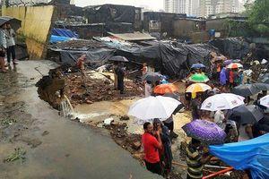 Mưa, lũ tại Ấn Độ, Nga: Ít nhất 38 người chết