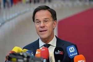 Thủ tướng Hà Lan đã thảo luận với Tổng thống Putin về vụ tai nạn MH17 ở Osaka