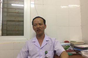 Bác sỹ đỡ đẻ bé sơ sinh tử vong tại Hà Tĩnh:'Tôi kéo một tí là cổ đứa trẻ đã rời'