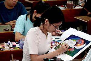 Trường ĐH Kiến trúc TP.HCM sẽ công bố điểm thi năng khiếu vào ngày 14.7
