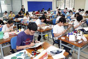Trường ĐH Sư phạm kỹ thuật TP.HCM công bố điểm thi năng khiếu