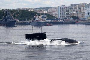 Nga không công khai chi tiết vụ cháy tàu lặn vì bí mật quốc gia