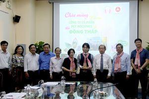 PGT Holdings hợp tác với tỉnh Đồng Tháp trong lĩnh vực nông nghiệp, giáo dục và năng lượng