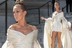 Celine Dion hóa nữ hoàng gợi cảm ở tuổi 51
