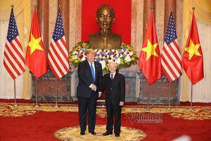 Tổng bí thư, Chủ tịch nước gửi điện mừng Quốc khánh Mỹ đến Tổng thống Trump