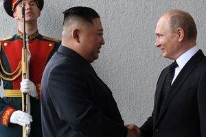 Tăng cường tương tác quân sự Nga - Triều