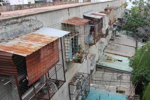 TP.HCM: Tháo dỡ 5 chung cư hư hỏng ở quận Tân Bình