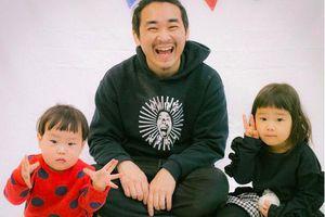 Bí mật về câu chuyện mái tóc dài của ông bố Nhật Bản