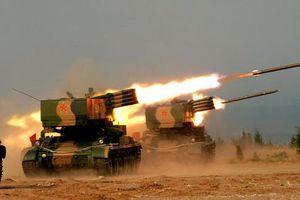 Phương tiện yểm trợ hỏa lực đặc biệt của các đơn vị thiết giáp Trung Quốc