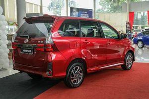 Cận cảnh xe hơi 7 chỗ của Toyota, giá gần 460 triệu đồng