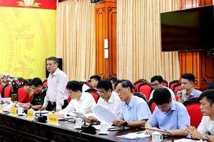 Thứ trưởng Bộ TT&TT Phạm Hồng Hải: Tỉnh Hà Giang cần chủ động hơn nữa trong tuyên truyền Luật phòng chống Thiên tai