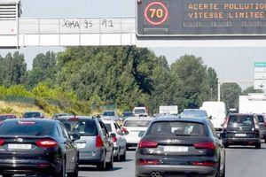 Paris siết quy định khí thải ô tô, chặn 'kẻ giết người nguy hiểm'