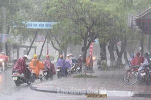 Hà Nội: Chủ động ứng phó với cơn bão số 2