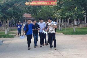 Sau phúc khảo, một thí sinh ở Nghệ An được cộng thêm 5 điểm môn Toán