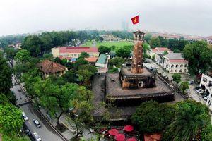 Nhiều hoạt động kỷ niệm 20 năm Hà Nội - Thành phố vì hòa bình