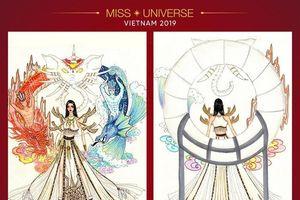 Fan 'dậy sóng' trước phiên bản búp bê trang phục dân tộc Sơn Tinh - Thủy Tinh dành cho Hoàng Thùy