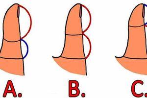 So sánh độ dài 2 đốt ngón tay cái biết ngay tính cách, đường tình duyên lận đận hay suôn sẻ