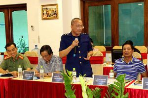 Cuối năm 2019, VFF mới chọn người chính thức thay ông Cấn Văn Nghĩa