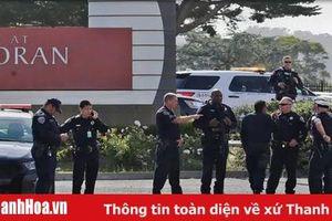 Ít nhất 4 người đã bị thương vụ xả súng tại trung tâm thương mại Mỹ