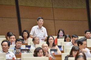 Đbqh Hoàng Quang hàm: đề nghị thực hiện nghiêm Nghị quyết 71/2018/qh14 về điều chỉnh Kế hoạch đầu tư công trung hạn giai đoạn 2016-2020