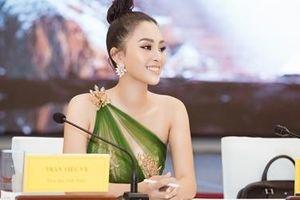 Hoa hậu Trần Tiểu Vy làm Đại sứ 'Lễ hội Hang động' Quảng Bình 2019