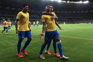 Clip Brazil 2-0 Argentina: Lionel Messi tiếp tục lỡ hẹn Copa America