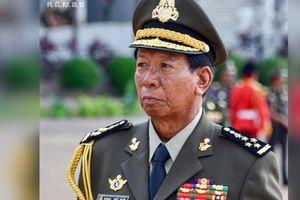 Mỹ lo Campuchia cho Trung Quốc đặt căn cứ quân sự, Campuchia lên tiếng