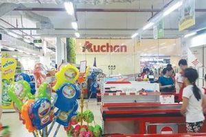 Mua lại Auchan: Cơ hội lớn cho Saigon Co.op