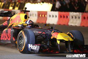Giá vé xem giải F1 cao nhất hơn 9 triệu đồng, bán ở Vinmart+