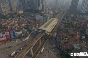 Hà Nội vay hơn 2.300 tỷ đồng để vận hành đường sắt Cát Linh - Hà Đông