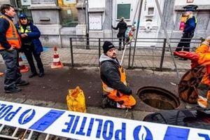 Vụ trộm kim cương táo bạo tại BNP Paribas Fortis