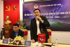 Phó Chủ tịch VFF: 'Trả lương cho HLV Park Hang-seo không thành vấn đề'