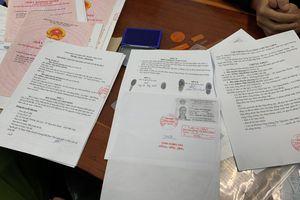 Cảnh giác với thủ đoạn làm giả giấy chứng nhận quyền sử dụng đất để lừa đảo