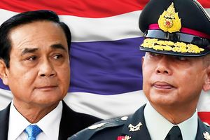 Quân đội Thái Lan lập lại trật tự dưới thời tân vương Vajiralongkorn