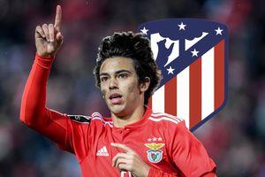Atletico chiêu mộ thành công ngôi sao trẻ nổi bật nhất của Bồ Đào Nha