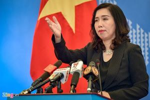 Việt Nam lên tiếng việc Trung Quốc thử tên lửa gần quần đảo Trường Sa
