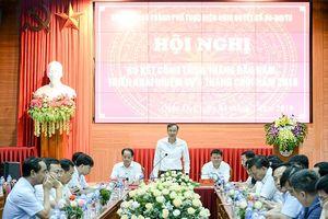 Hà Nội đã thành lập thêm được hơn 100 tổ chức Đảng tại doanh nghiệp ngoài Nhà nước