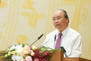 Thủ tướng chủ trì họp Chính phủ trực tuyến với các địa phương