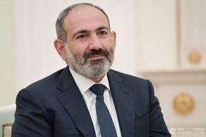 Thủ tướng Cộng hòa Armenia Nikol Pashinyan bắt đầu chuyến thăm chính thức Việt Nam