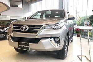 Bất ngờ với 'hàng hot' Toyota Fortuner giảm giá 40 triệu đồng