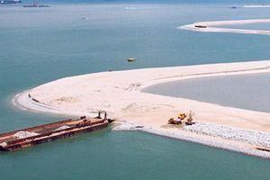 Thủ tướng Malaysia cấm bán cát biển cho Singapore